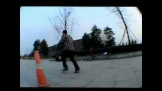 preview picture of video 'Southwest Jiaotong University SWJTU skateboarding 2'