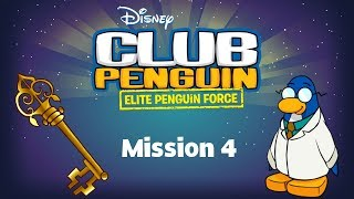 Club Penguin: Elite Penguin Force Mission 4 - Looking For Clues