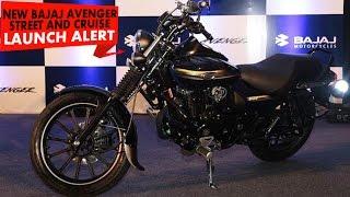New Bajaj Avenger Street & Cruise   Launch Alert   PowerDrift