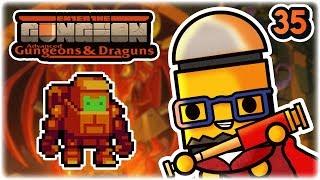 Mecha Junkan | Part 35 | Let's Play: Enter the Gungeon Advanced Gungeons and Draguns | AGD Gameplay