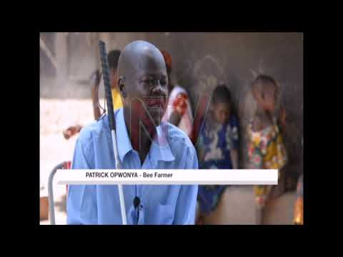 NSSF pays out savings to saver who became blind