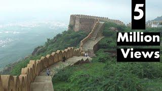 तारा गढ़ अजमेर का हिल स्टेशन Taragarh Fort AJMER SHARIF  Rajasthan Tourism India