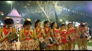 【#PhetchaburiDance】#รำวงเพชรบุรี★*SHOW❤#เขาใหญ่ชะอำแบนด์★มณีรัตนา🌺เพชรโสภา♥รำถวายมือบูชาครู♥