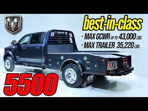 HEAVY HAULER! 2019 Ram 5500 | Most Capable Work Truck! Kendall, FL
