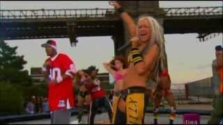 Christina Aguilera Feat. Redman   Dirrty (live @ NYC 2003)