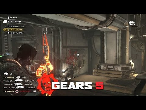 MY FIRST FREE FOR ALL MATCH! (Gears 5) Operation 2 Multiplayer Gameplay!