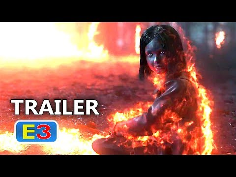The Evil Within 2 Official Trailer (E3 2017) Game HD