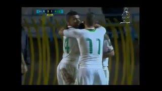 اهداف مباراة الجزائر ضد الجزائر 4_1 !!