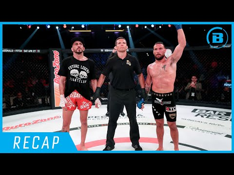 Highlights du Bellator 219