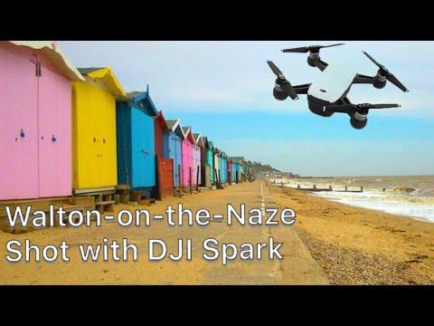 walton-on-the-naze-with-dji-spark
