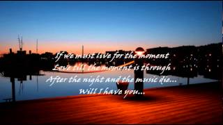 VIC DAMONE - YOU AND THE NIGHT AND THE MUSIC