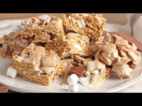 Smore's Crispy Treats
