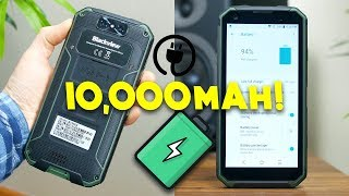 Blackview BV9500 Review: 10,000mAh In the Palm of Your Hand