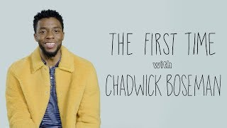 YES! Chadwick Boseman Covers Rolling Stone