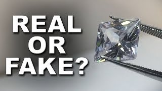 How To Check If A Diamond Is Real Or Fake
