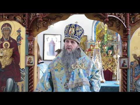 Митрополит Даниил: Наша задача - молиться за каждого из нас и за всю Церковь!