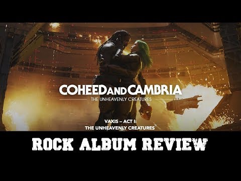 "Rock Album Review – Coheed and Cambria ""Vaxis Act 1: The Unheavenly Creatures"""