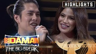 Yuki Sakamoto and Denise Laurel in Matinee Matibay round | It's Showtime BidaMan
