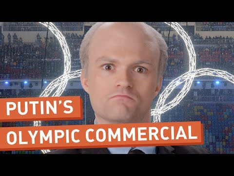 This Week's Top Comedy Video: Putin's Local Olympics Commercial