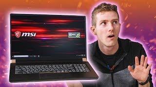 The Next Generation Laptop.