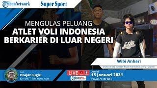 Mengulas Peluang Atlet Voli Indonesia Berkarir di Luar Negeri