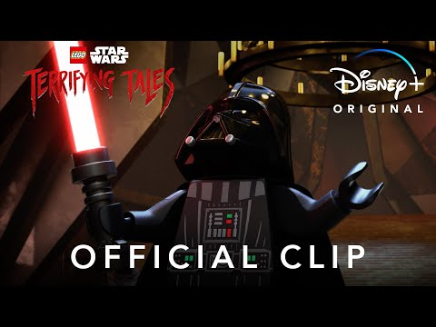 """""""Of the Dark Side"""" Official Clip   LEGO Star Wars Terrifying Tales   Disney+"""