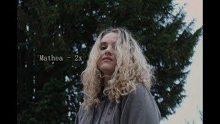Mathea   2x   Sarah Firestone Cover