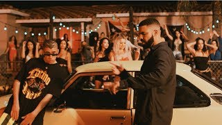 Bad Bunny Feat. Drake   Mia ( Lyric Video )
