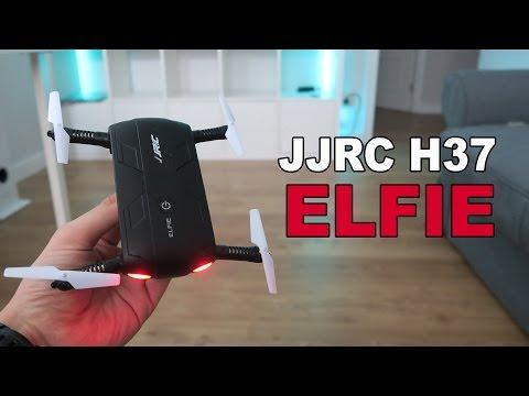 JJRC H37 ELFIE, un drone plegable que entra en el bolsillo