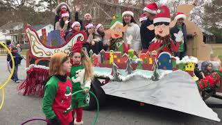 2018 Winterville Christmas Parade