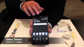 LG V10 Türkçe İnceleme ve Kutu Açılımı - TÜRKİYE'DE İLK