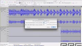 Effects in AUDACITY Part 1