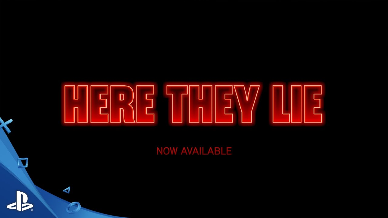 Here They Lie Arrives October 13 on PS VR