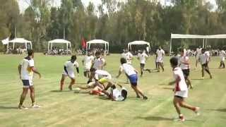 preview picture of video '2013 04 27 Rugby Pre-seleccion M-18 vs MRA 2do T (1-3)'