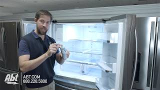 How To: Replace The Water Filter On Your Samsung French Door Refrigerator Using Filter HAF-CIN