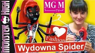 Wydowna Spider I love Fashion Monster High   Вайдона Школа Монстров + Конкурс ★MGM★