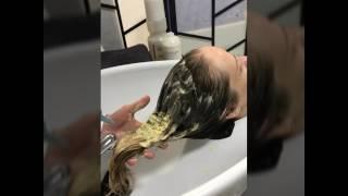 Тонирование волос с colorance