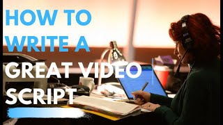 Script Writing Tips - How to Write a Great Speech for a Corporate Video or Business Presentation