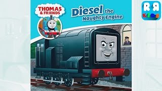 Diesel the Naughty Engine | Thomas & Friends: Read & Play
