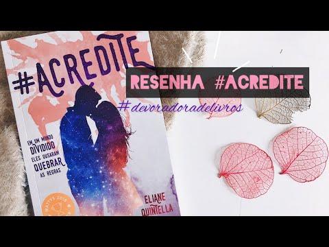 UM VÍDEO CHEIO DE MAGIA | RESENHA ACREDITE