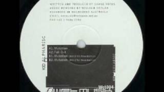Kid Alpharisc - Mutation (Will E Tell Reworked V.2) (Wet004)