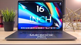 NEW 16-inch MacBook Pro: Overview and Thoughts (Comparison to Late 2013 15-inch MacBook Pro)