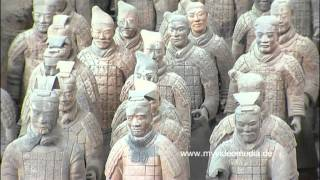 preview picture of video 'Terracotta Krieger, Xian - China Travel Channel'