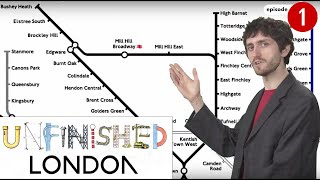 The unfinished Northern line