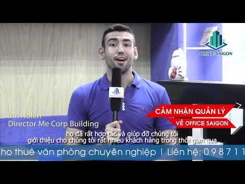 Cảm nhận quản lý văn phòng trọn gói tại Mecorp về Office Saigon