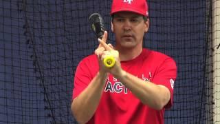 Baseball Factory Coaching Tip 07: GRIP THE BAT