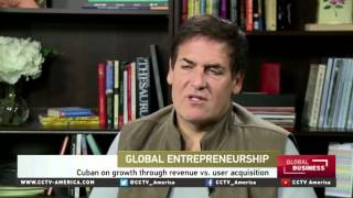 Mark Cuban: Uber, AirBnB Should've Gone Public Ages Ago
