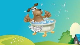 Guided Meditation For Children | FLYING BUBBLE BATH | Kids Bedtime Meditation Story