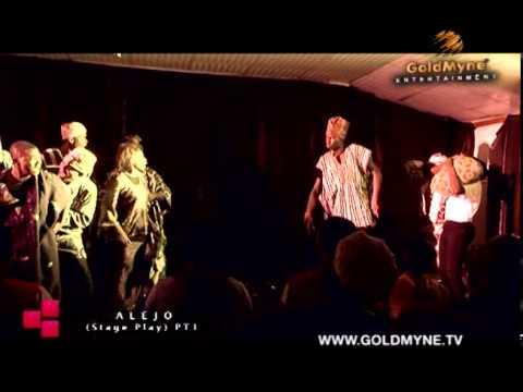 Alejo -- A Stage Play
