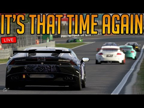 Gran Turismo Sport: It's That Time of the Week